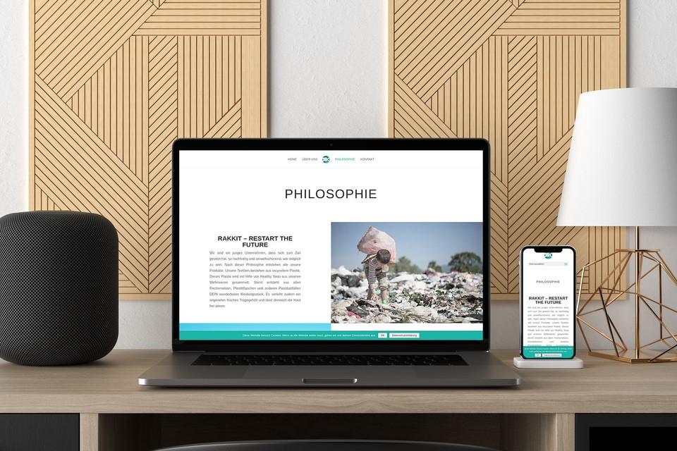 Rakkit Webdesign Website Wordpress Divi
