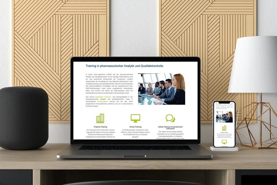 Webdesign Consultingunternehmen