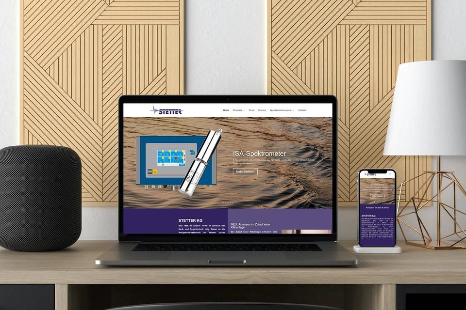 Webdesign Stetter KG Schenefeld