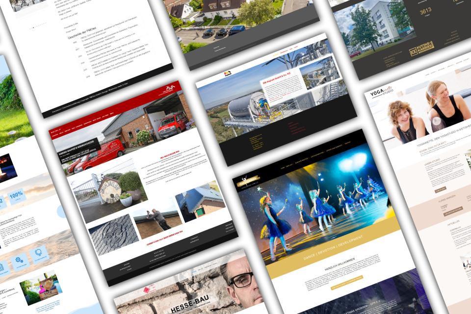 Webdesign Neustadt in Holstein WordPress Website erstellen lassen