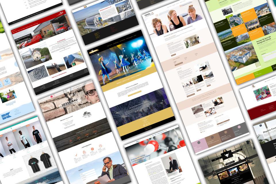 Webdesign Germering Website erstellen lassen