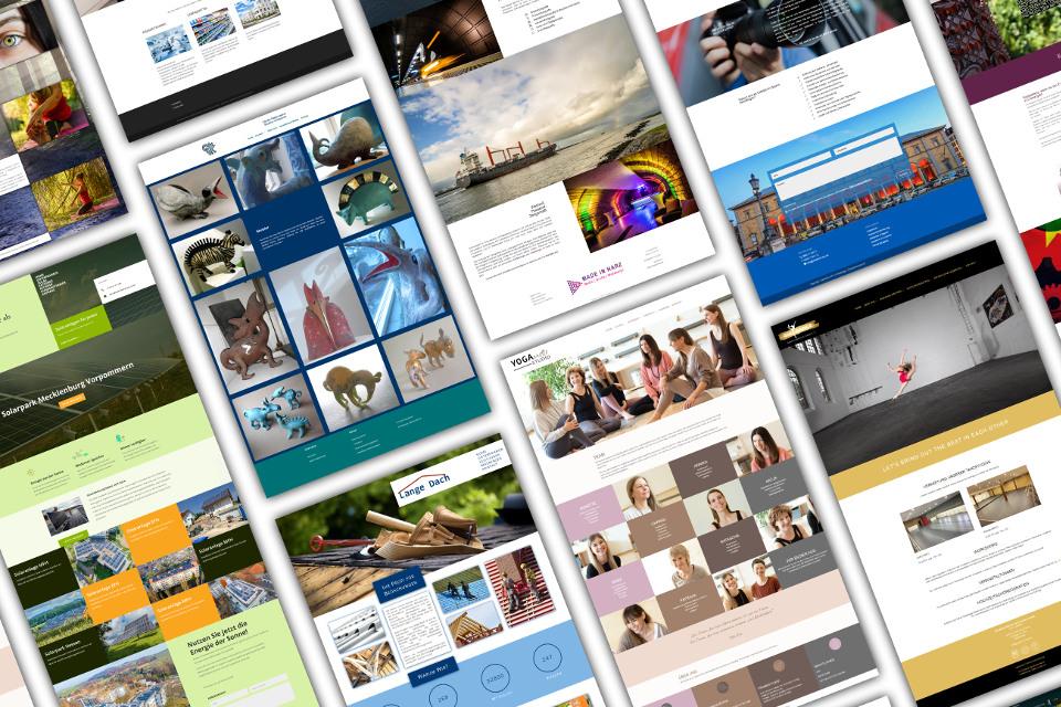 Webdesign Burglengenfeld Website erstellen lassen