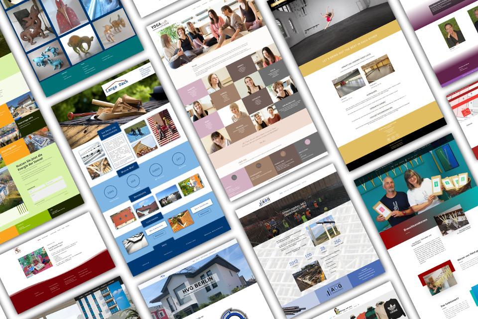 Webdesign Bad Schmiedeberg Website erstellen lassen