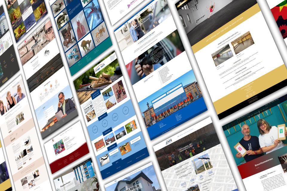 Webdesign Bad Salzuflen Website erstellen lassen