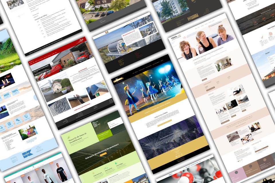 Webdesign Geestland WordPress Website