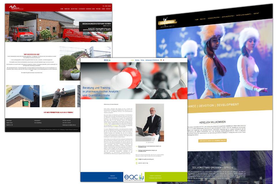 Webdesign Kenzingen WordPress Website erstellen lassen