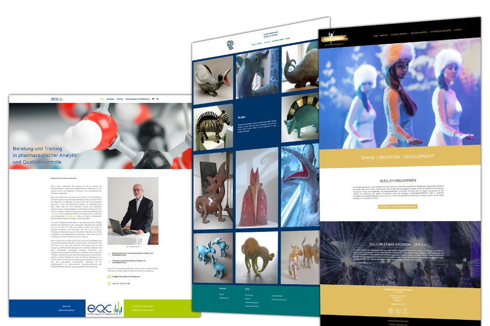 Webdesign Taucha WordPress Website erstellen lassen