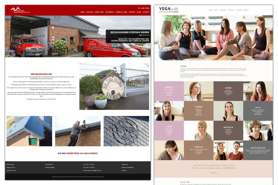 Webdesign Isselburg Website Erstellung