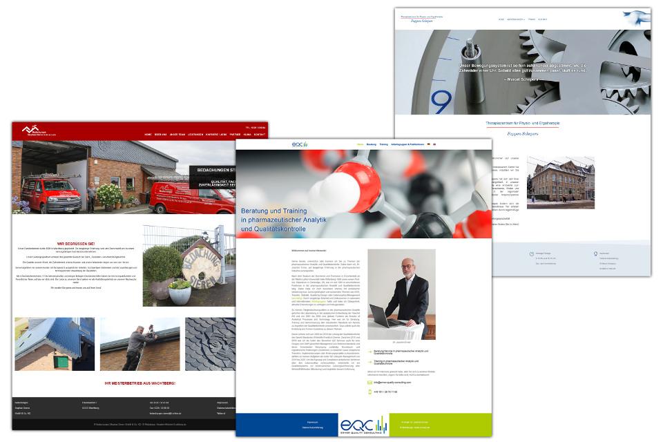 Webdesign Lollar Website Erstellung