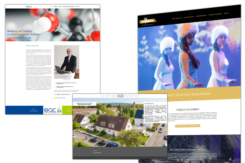 Webdesign Landau in der Pfalz Website Erstellung