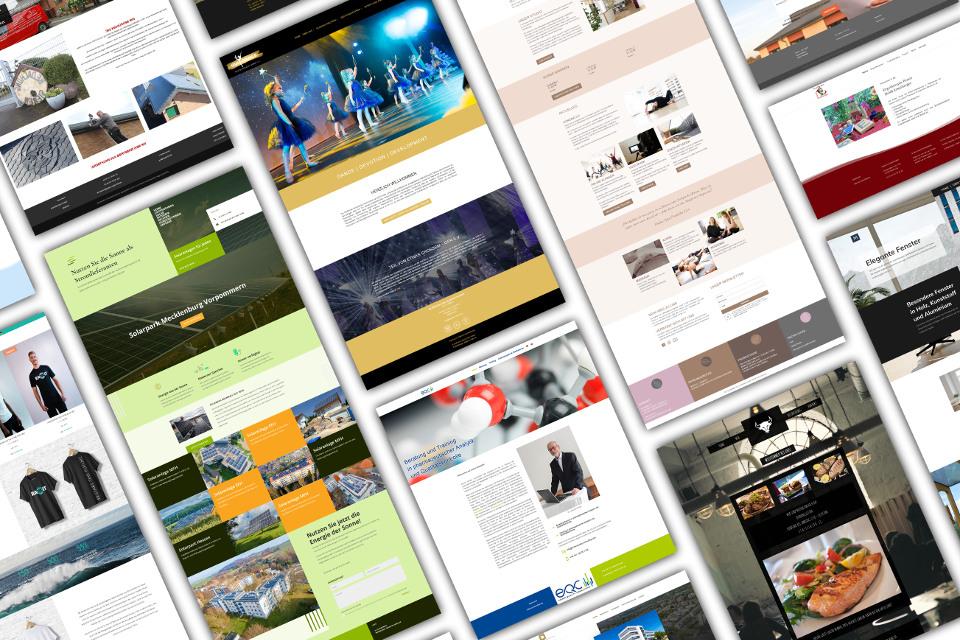 Webdesign Worms WordPress Website