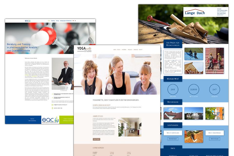 Webdesign Bad Wünnenberg WordPress Website erstellen