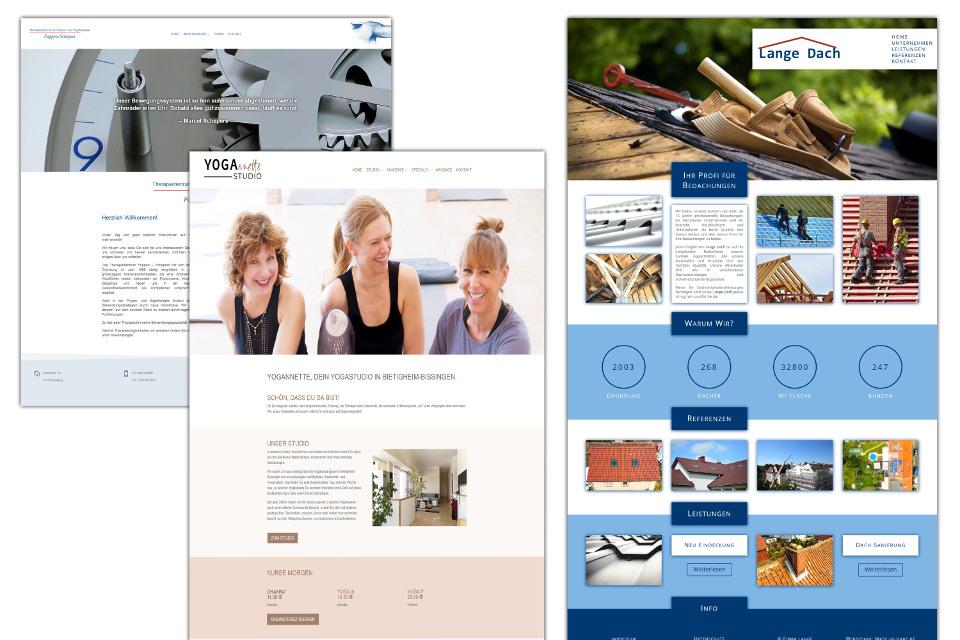 Webdesign Strausberg Web Design