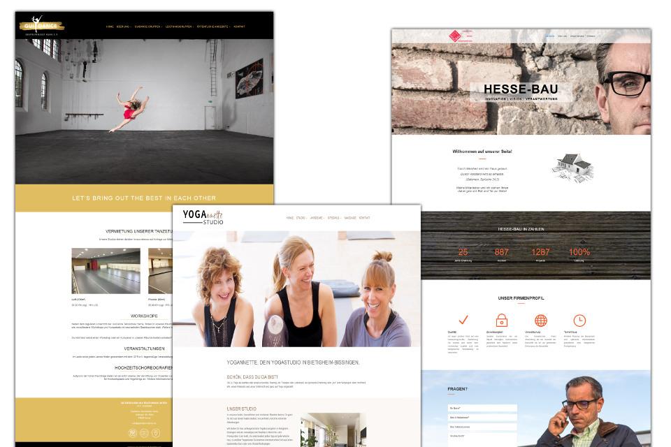 Webdesign Lüdinghausen Web Design