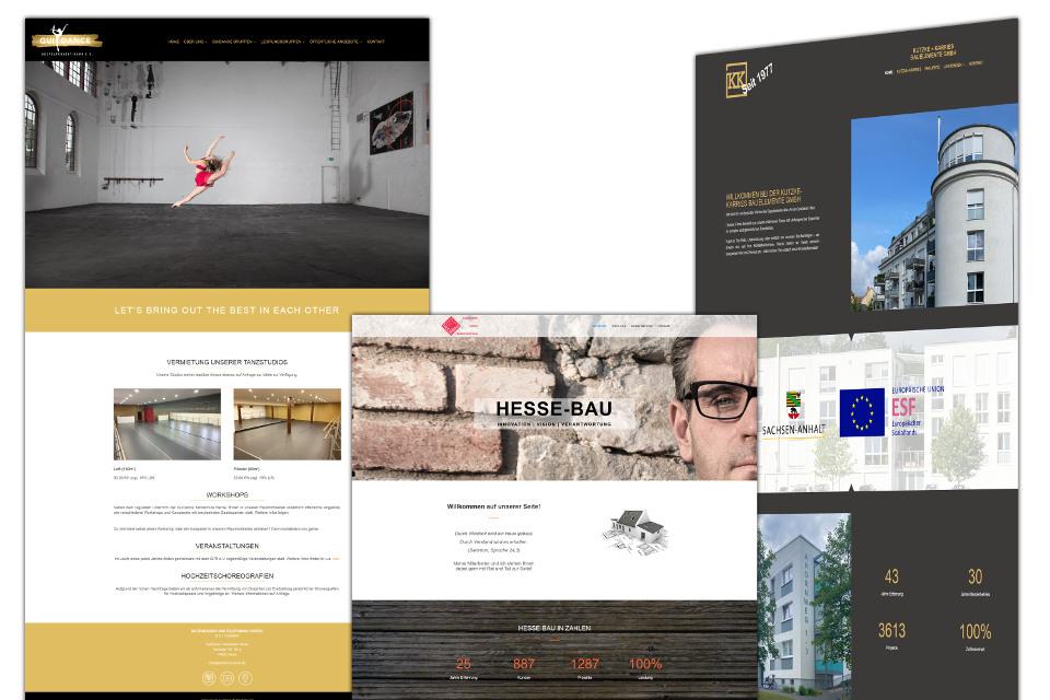 Webdesign Kamp-Lintfort Web Design