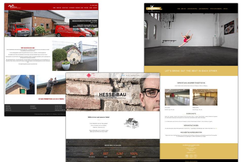 Webdesign Gießen Web Design