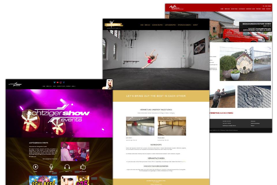 Webdesign Schenefeld Webseite erstellen lassen