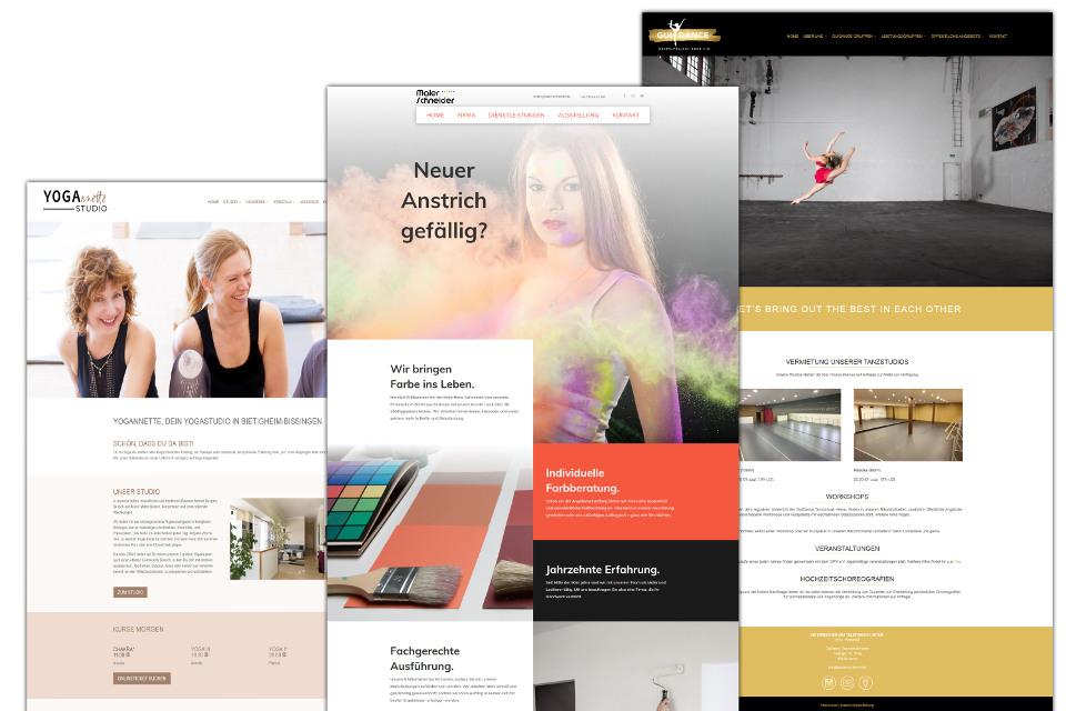 Webdesign Bad Neustadt Webseite erstellen lassen