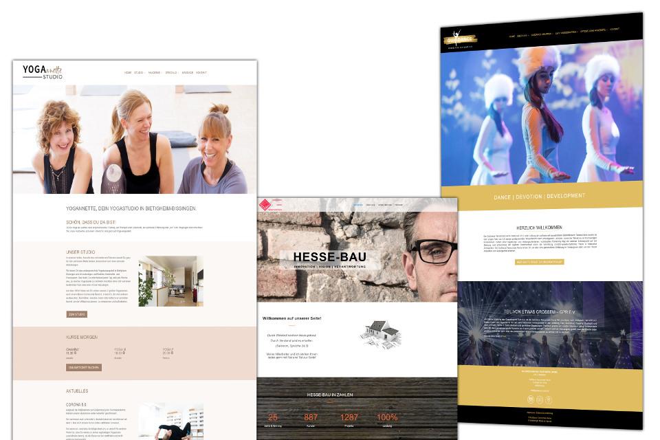 Webdesign Naunhof Webshop Website erstellen lassen