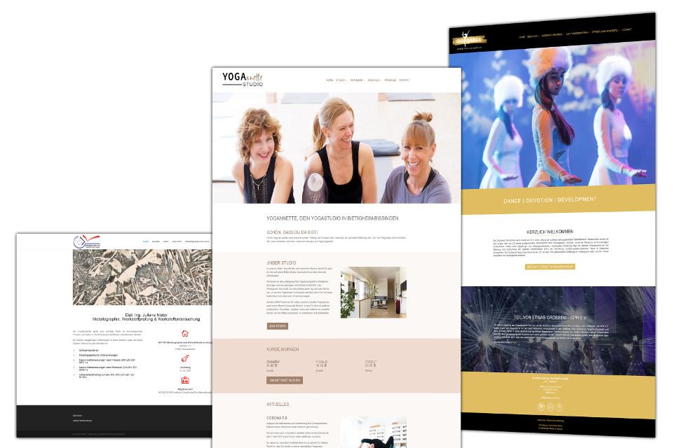 Webdesign Bad Pyrmont Webshop Website erstellen lassen