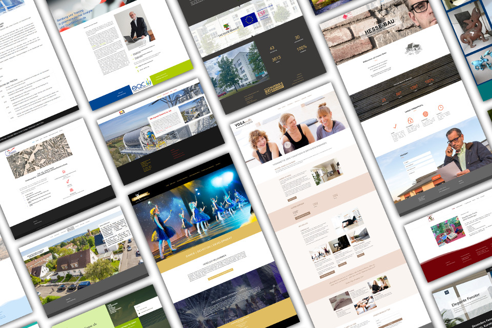 Webdesign Klingenthal WordPress Website Erstellung